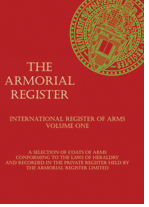 Burke's Peerage & Gentry International Register of Arms - Volume 1