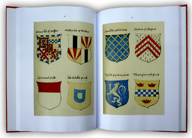 The Lyndsay of The Mount Armorial